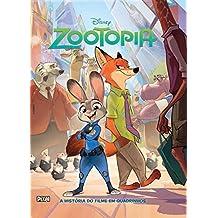 Zootopia. A História do Filme em Quadrinhos