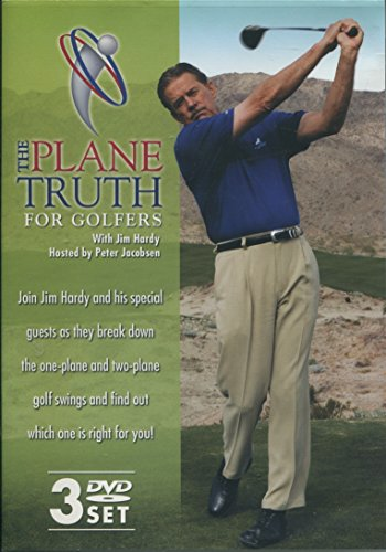 - Jim Hardy's Plane Truth For Golfers 3 DVD Set