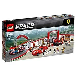 LEGO 75889 Speed Champions Ferrari Ultimate Garage