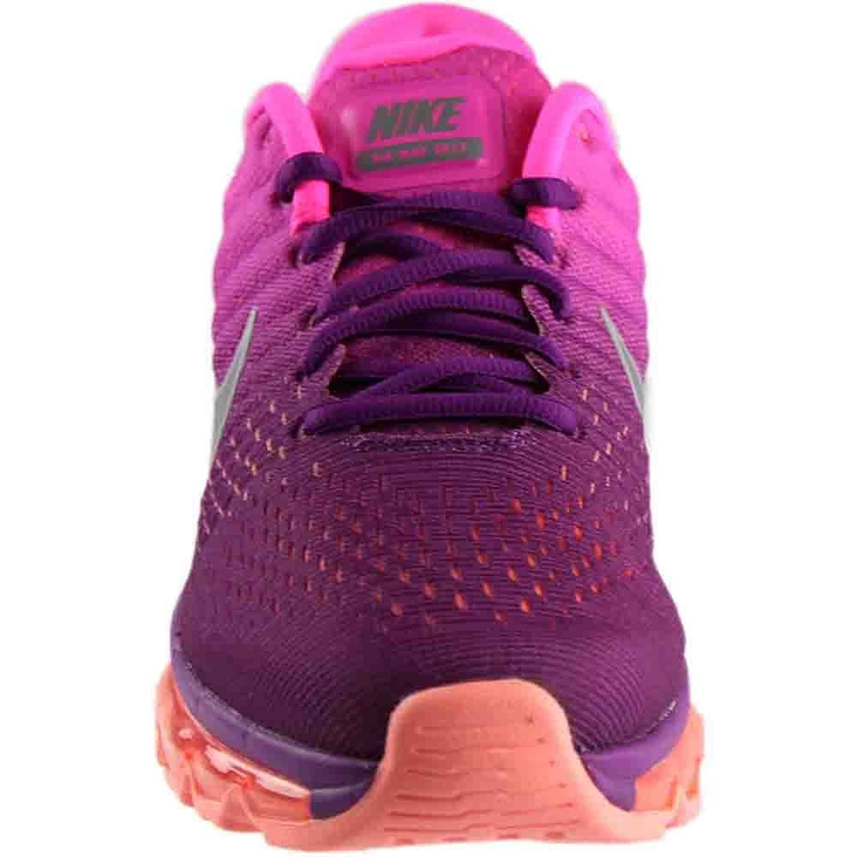 Nike 849560-502, Chaussures de Sport Femme, Violet (Bright Grape/White/Fire Pink/Pink Blast), 36.5 EU