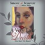 A Very Easy Death | Simone de Beauvoir