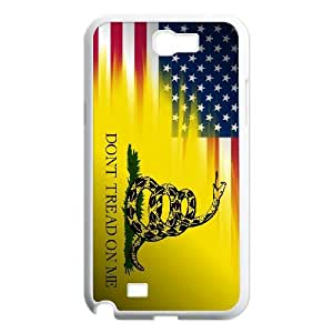 Samsung Galaxy Note 2 N7100 Phone Case Don't Tread On Me Z8T90272
