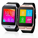 Indigi® SWAP ONE 2-in-1 SimCard + Bluetooth SmartWatch -UNLOCKED- AT&T T-Mobile