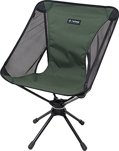 Awesome Helinox Helicopter Knox Chair Swivel Chair Green 1822155 Machost Co Dining Chair Design Ideas Machostcouk
