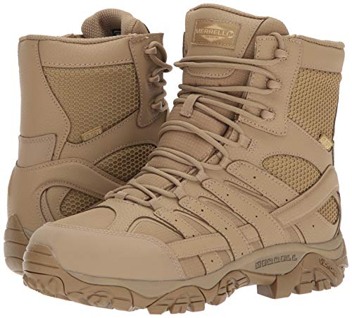 "Merrell Mens Moab 2 8"" Tactical Waterproof"