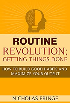 Routine Revolution maximize stress productivity ebook product image