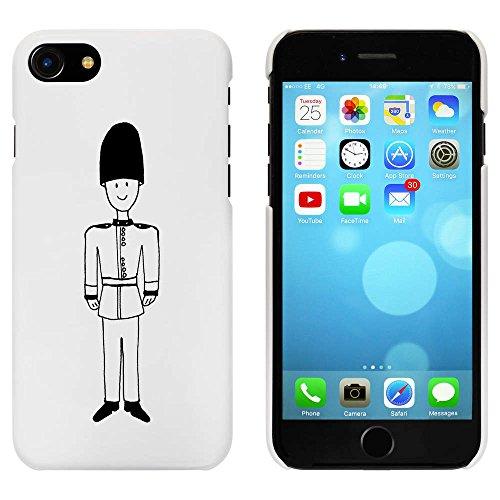 Blanc 'Garde de la Reine' étui / housse pour iPhone 7 (MC00078580)