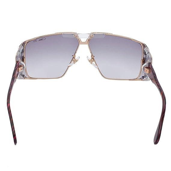 99dfd1e586c Amazon.com  Cazal 951 Sunglasses Color (002) Anniversary Limited Edition  Authentic New  Clothing