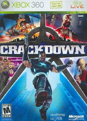 M. Rothman and Co. CRACKDOWN 360 Crackdown Video Game