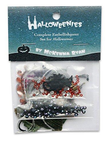 Halloweenies Embellishment Kit Halloween McKenna Ryan Pine Needles ()