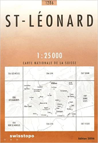Livre gratuits en ligne Carte routière : Saint-Léonard pdf, epub ebook