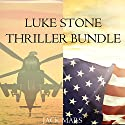 Luke Stone Thriller Bundle: Any Means Necessary #1 and Oath of Office #2: A Luke Stone Thriller Audiobook by Jack Mars Narrated by K.C. Kelly