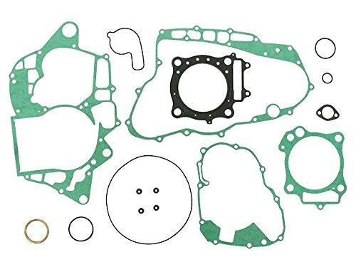 Outlaw Racing OR3583 Complete Full Engine Gasket Set Honda TRX450R 2004-2005 ATV Kit Atv Complete Gasket Kit