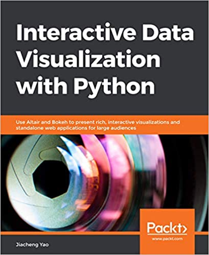 Interactive Data Visualization with Python: Use Altair and Bokeh to