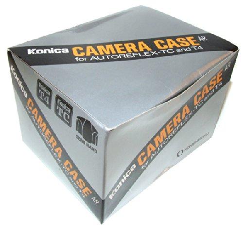 Konica Camera Case AR for Autoreflex-TC and T4 Original Box