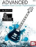 Advanced Modern Rock Guitar Improvisation Book
