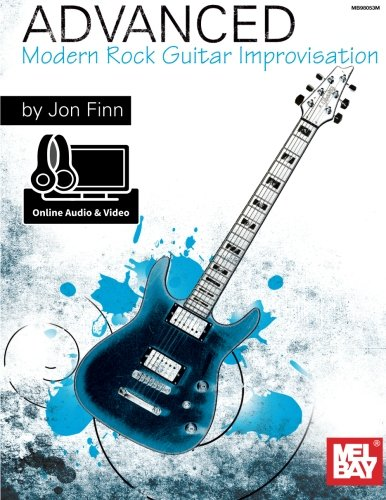Advanced Modern Rock Guitar Improvisation ()