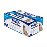Allmax Puppy Training Pads, 27.5-Inch by 35.5-Inch X-Large, 40-Piece, My Pet Supplies
