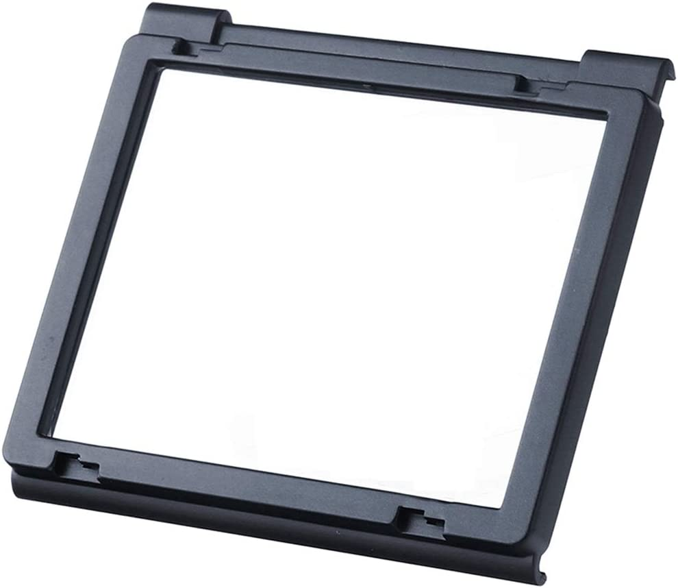 Yunchenghe D500 Buttoned Diamond Protective Film Professional Optical Camera Tempered Glass LCD Screen Protector for Nikon D500