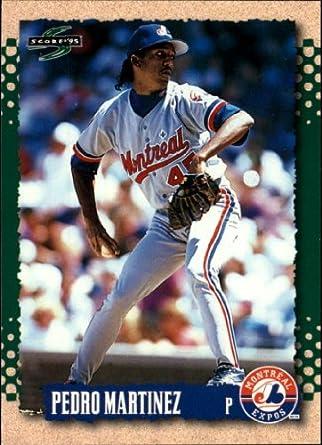 Amazoncom 1995 Score Baseball Card 170 Pedro Martinez