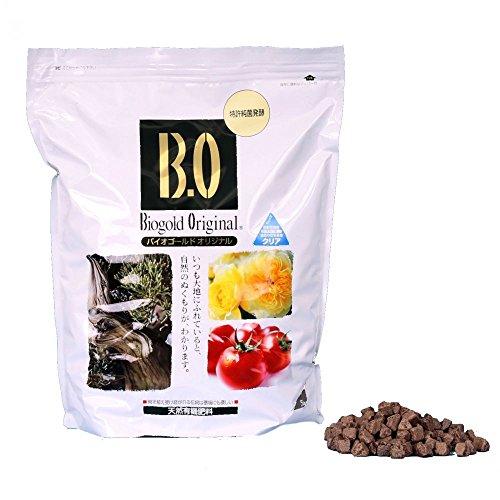 BioGold 700 gr. - Organischer fester Pellet-Dünger aus Japan 63103