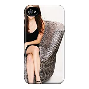Emma Roberts Milky Legs Case Compatible With Iphone 4/4s/ Hot Protection Case