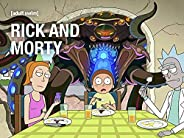 Rick & Morty's Thanksploitation Spe