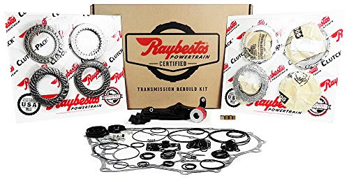 BDGA ACURA TL 3.2L 04-05 AUTOMATIC TRANSMISSION REBUILD RAYBESTOS SUPER KIT WITH STEELS ()