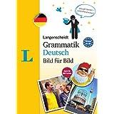 Langenscheidt Grammatik Deutsch Bild Fã1/4r Bild - Visual German Grammar (German Edition)