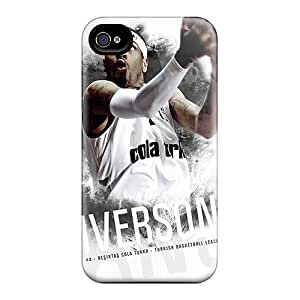 Hot Fashion QPq31818uyxZ Design Cases Covers For Iphone 6 Protective Cases (allen Iverson Besiktas Hd)
