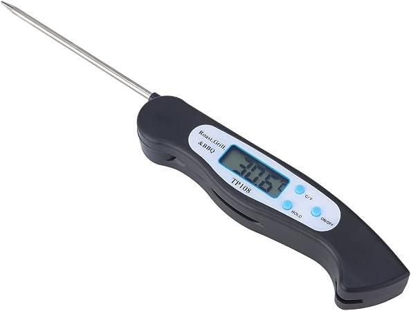 Gaoominy Grill Sonde Clip Haushalt Lebensmittel Thermometer Temperatur Clip K/üChe BBQ Grill Sonde Befestigungsclip