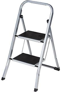 Cofan 09401030 - Escalera doméstica en 131 (2 peldaños): Amazon.es: Bricolaje y herramientas