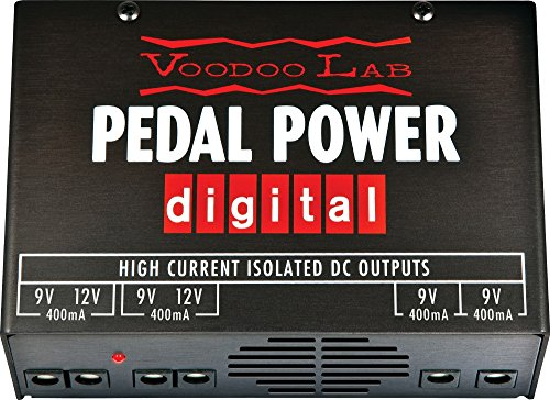 Voodoo Lab Pedal Power Digital Isolated Power Supply by Voodoo Lab