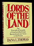 Lords of the Land, Dana L. Thomas, 0399116419