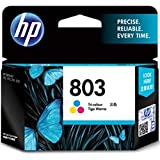 HP 803 Color Ink Cartridge F6V20AA