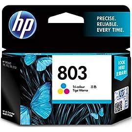 HP 803 Color Ink Cartridge F6V20AA