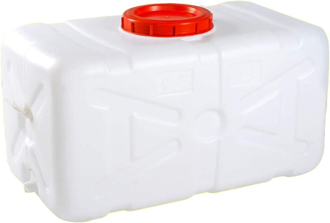 Contenedor Portatil de Agua Al Aire Libre Portátil Almacenamiento De Agua Envase Con Grifo Depósito De Agua Plástico De Grado Alimenticio Por Cámping Resistente A Ácidos Y Álcalis(75L/110L/150L/205L): Amazon.es: Hogar