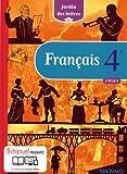 Français 4e cycle 4 - Nouveau programme 2016