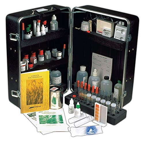 Lamotte Soil Test Kit Professional - 5010-01