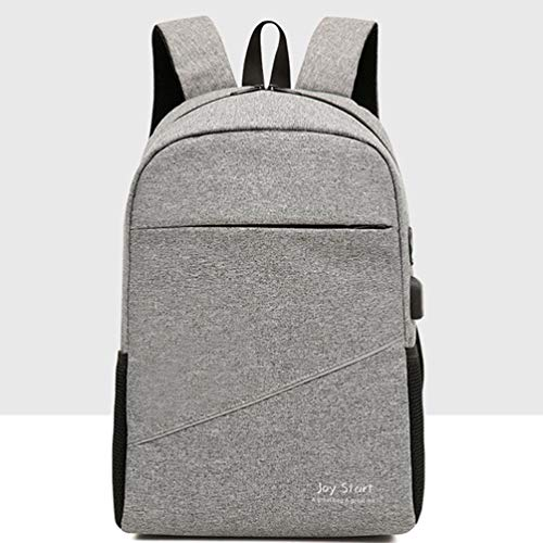 Large Bag Backpacks Outdoor Totes BANAA Gray Bags Multi Packs Computer Function School Capacity Bag Men Crossbody Bags Women USB Travel Fashion Socket Bag 4AZqYdYw