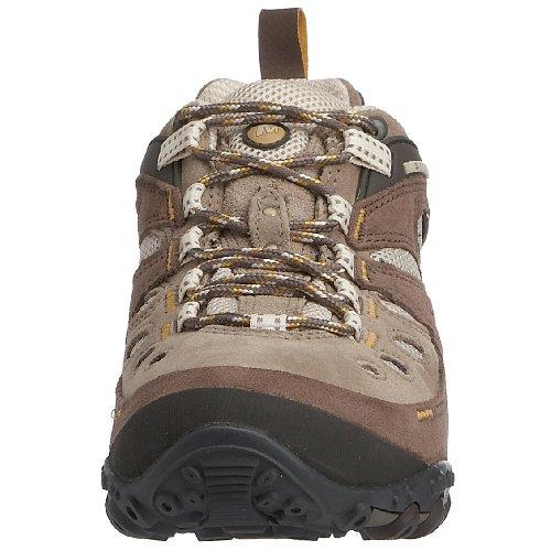 Merrell CHAM ARC GTX XCR/BROWN J87224 - Zapatillas de senderismo de ante para mujer, color gris, talla 42 Marrón (Braun (Brown))