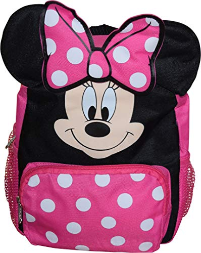 - Minnie Mouse Big Face Little Girl 10