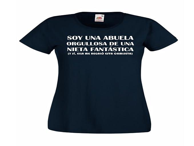 Child: Camisetas divertidas soy una abuela orgullosa de una nieta fantastica, y si,