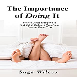 The Importance of Doing It Audiobook