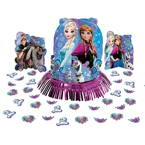 Stumps Shindigz Disney Frozen Magic Table Decorating Kit -