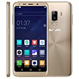BLUBOO S8 3GB+32GB 5.7 inch Android 7.0 MTK6750T Octa Core up to 1.5GHz WCDMA & GSM & FDD-LTE (Gold)