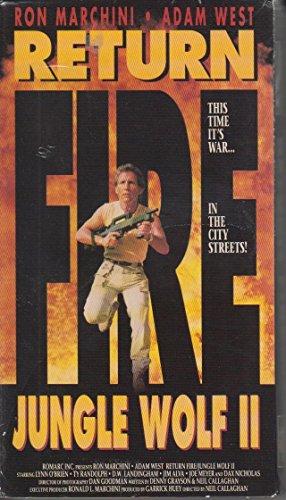 Return Fire [VHS]