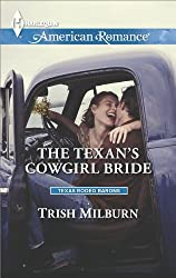 The Texan's Cowgirl Bride (Texas Rodeo Barons)