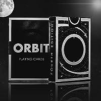 SOLOMAGIA Mazzo di carte Orbit Deck V4 Playing Cards - Mazzi di Carte da Gioco - Giochi di Magia