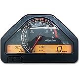 ZXMOTO Speedometer Cluster Tachometer Gauge Odometer for Honda CBR 1000 RR (2004-2007)
